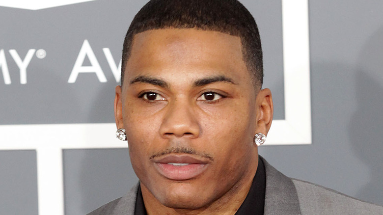 Nelly at the Grammy Awards