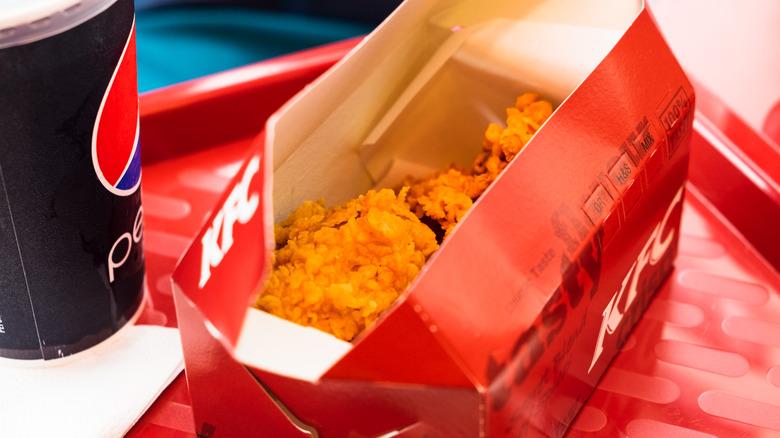 KFC Tenders