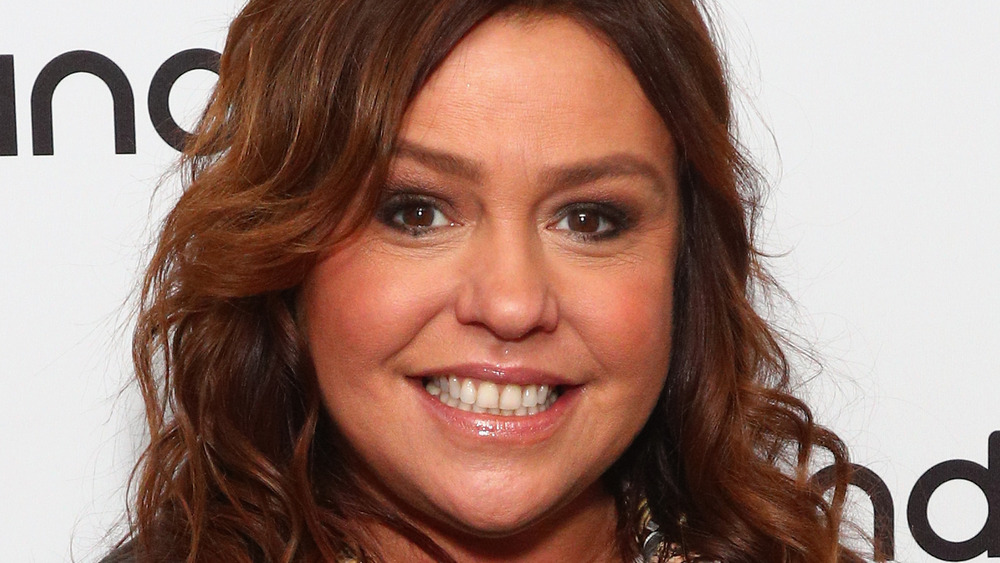 Rachael Ray smiling at an event