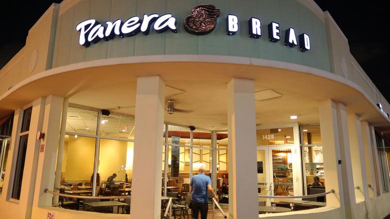 Panera Bread location