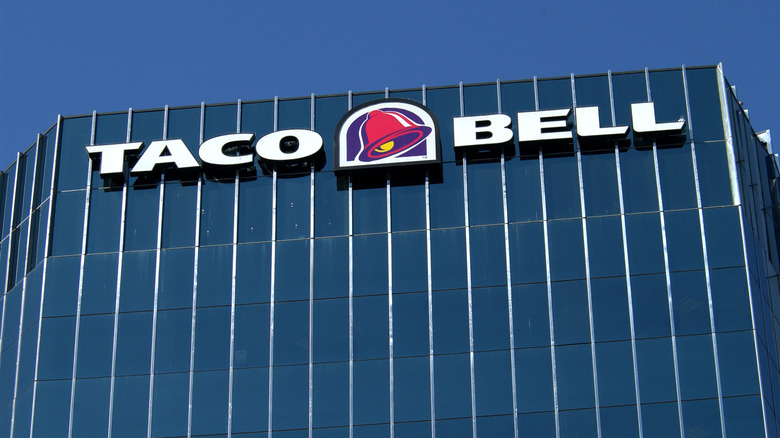 Taco Bell corporate offices exterior