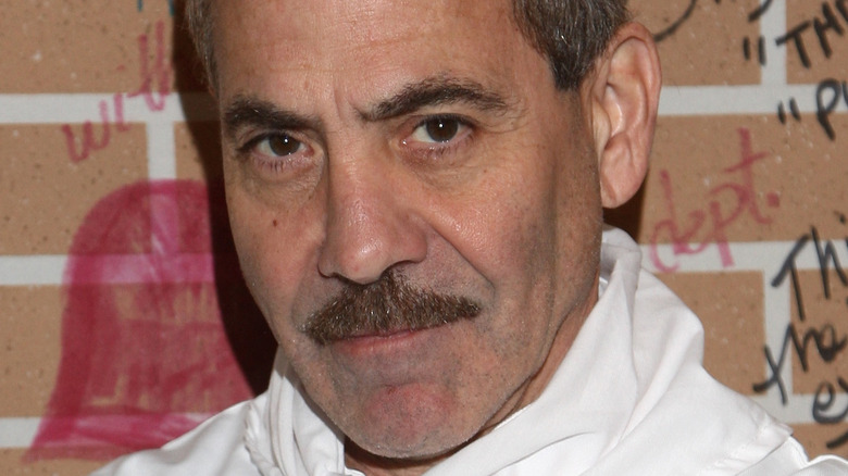 Larry Thomas as The Soup Nazi from Seinfeld