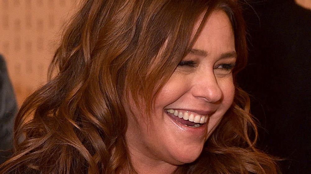 Rachael Ray laughing