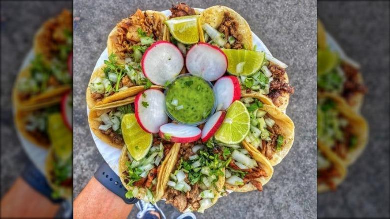 Famous Avenue 26 tacos