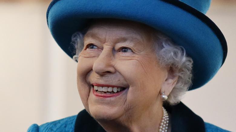 Queen Elizabeth headshot