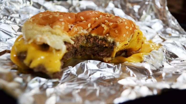 make a perfect Five Guys burger