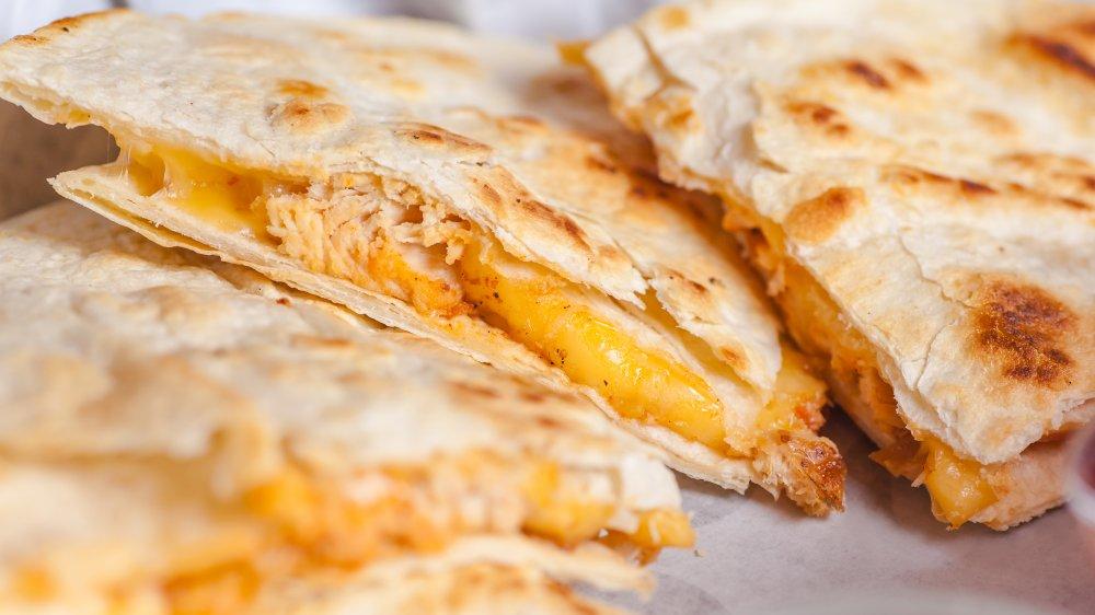 Best quesadilla