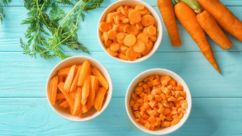 keep carrots fresh