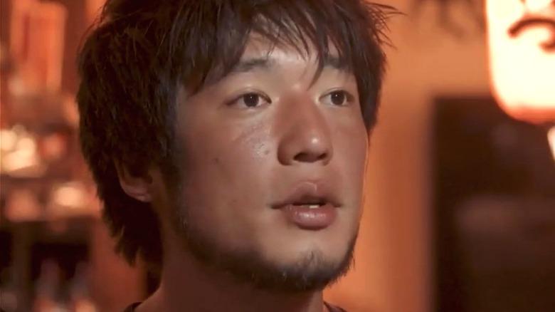 Shota Nakajima talking