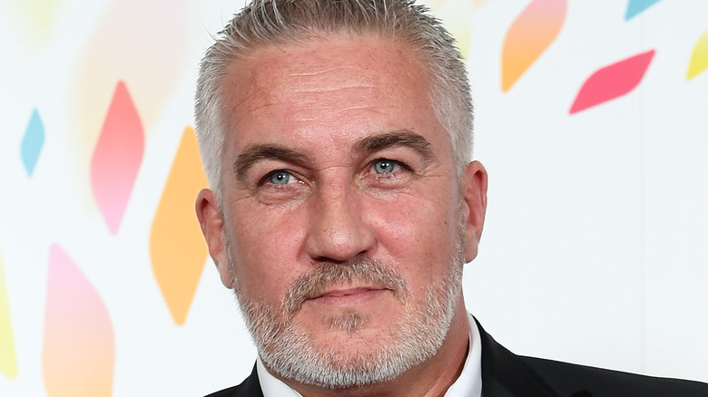 Paul Hollywood in a tux