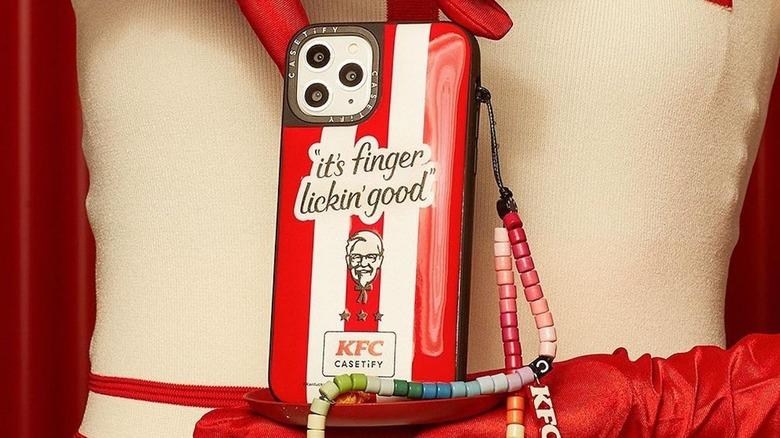KFC phone case
