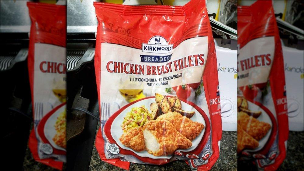 Aldi's red bag chicken