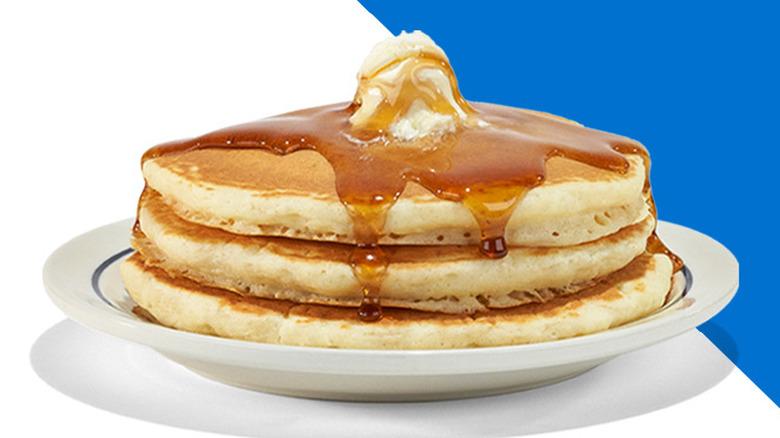 IHOP Pancake celebration IOU