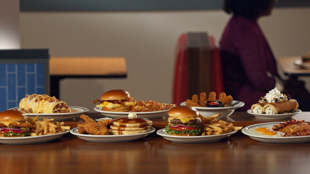 New IHOP value menu dishes