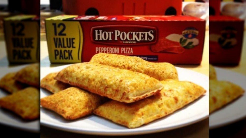 Hot Pockets ingredients