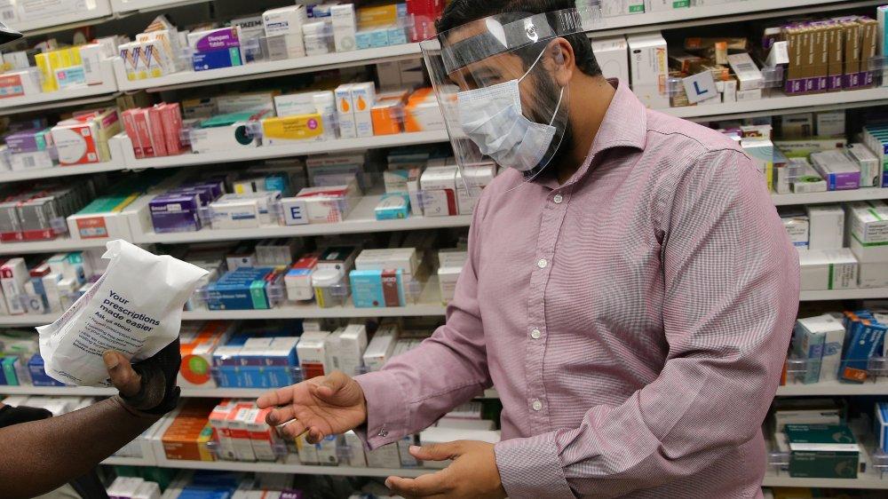 drugstore covid-19