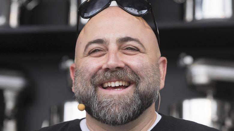 Duff Goldman smiling