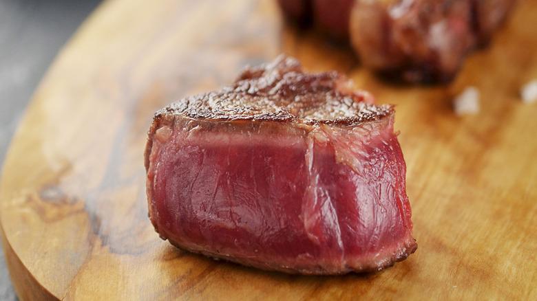 blue steak