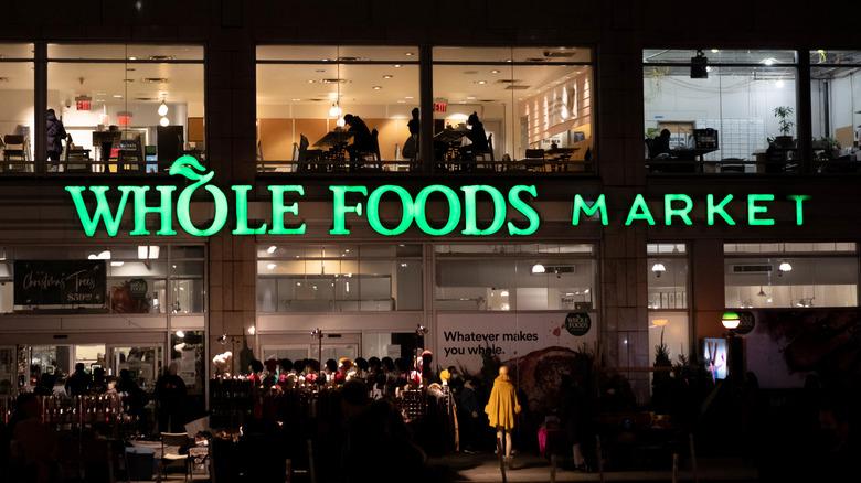 Whole Foods Market storefront exterior