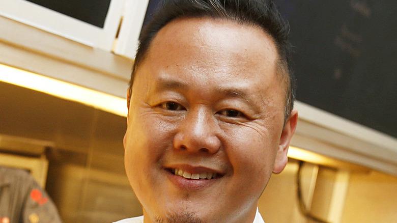 Food Network chef Jet Tila