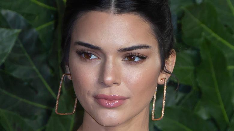 Supermodel Kendall Jenner
