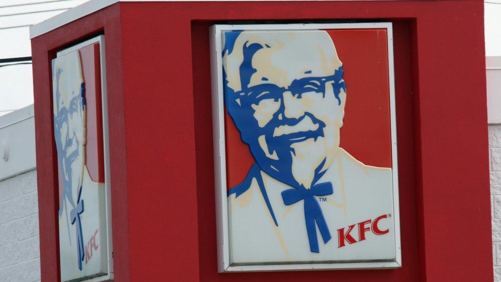 KFC entrees