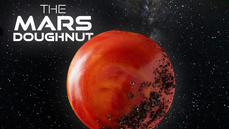 Krispy Kreme's Mars Donut