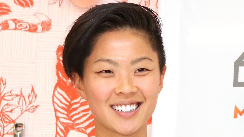 Kristen Kish smiling