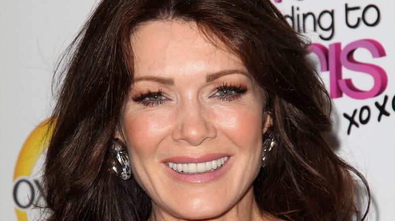 Close-up of Lisa Vanderpump