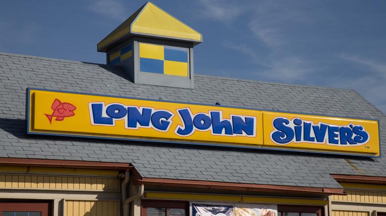 Long John Silvers Restaurant