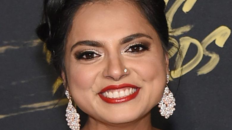 Food Network host Maneet Chauhan
