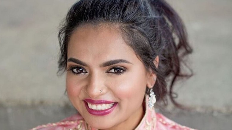 Chef and Chopped judge Maneet Chauhan