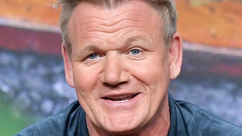 Gordon Ramsay Close-Up 2019
