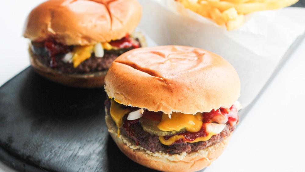 McDonald's copycat burgers