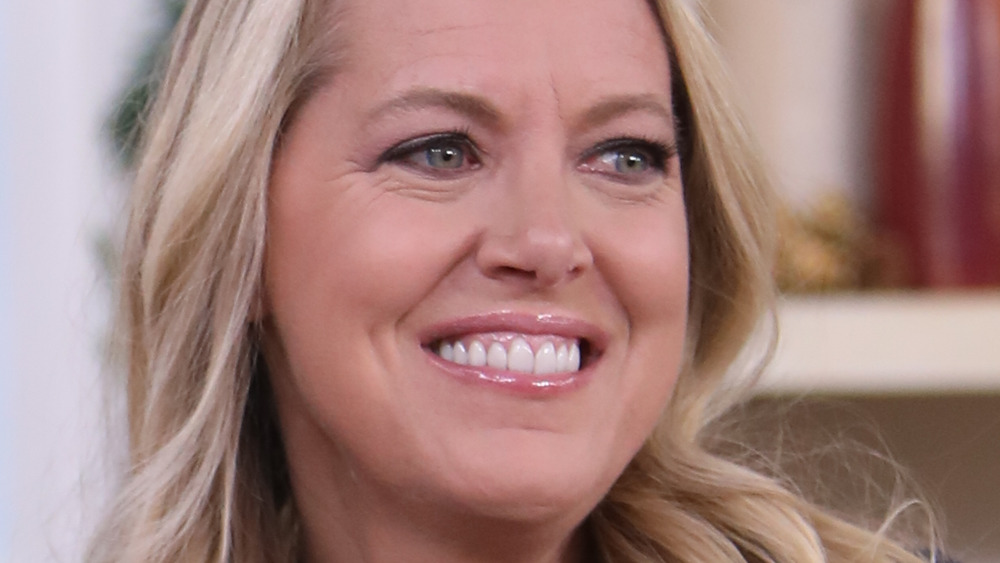 Melissa d'Arabian smiling