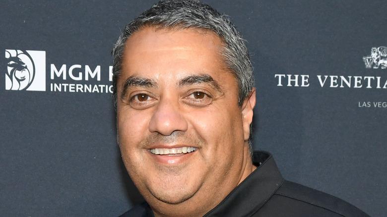 Headshot of Michael Mina