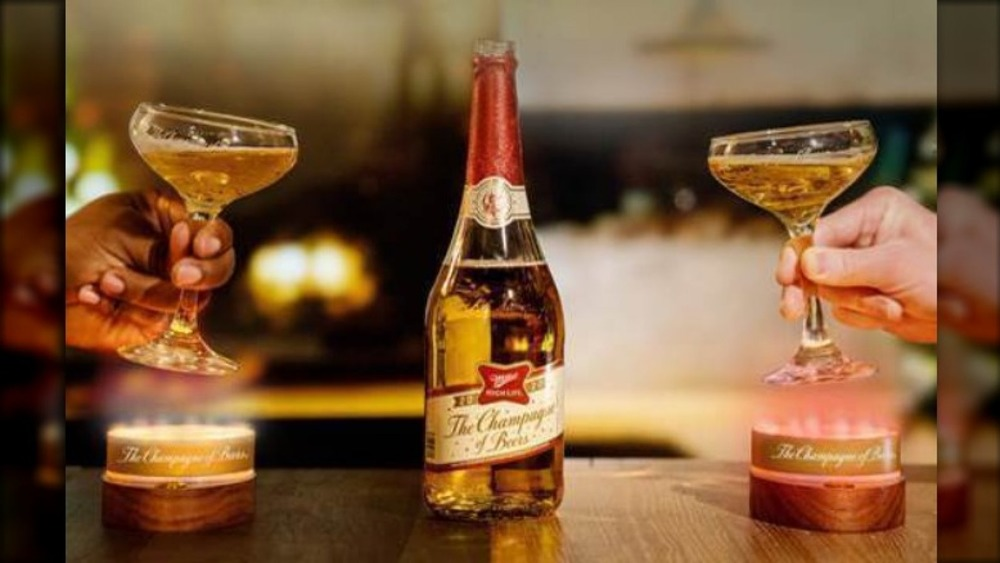 Miller High Life (from press release)