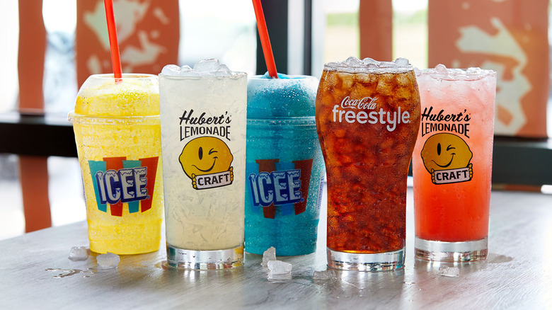 New Moe's drinks in store