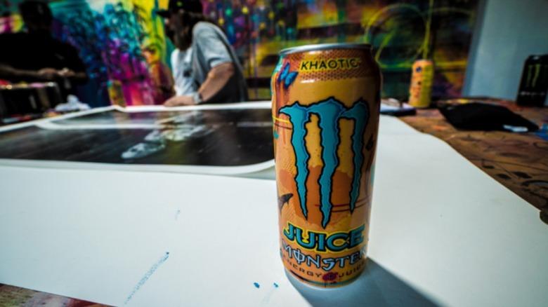 khaotic monster