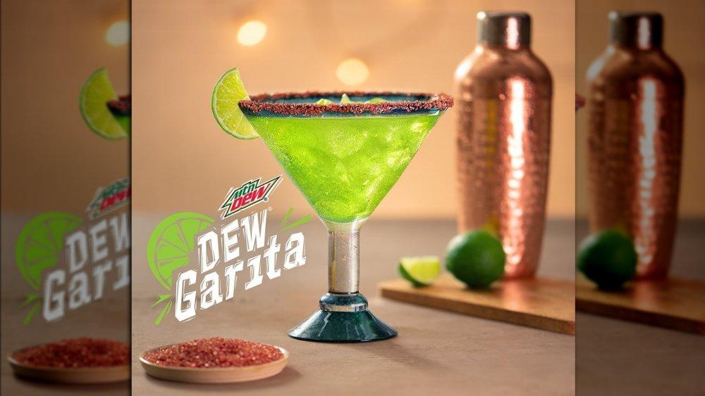 Mountain Dew's new DEW Garita
