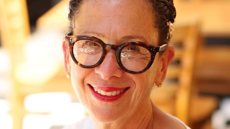 Headshot of Nancy Silverton