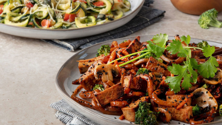 Noodles and Company noodle dishes