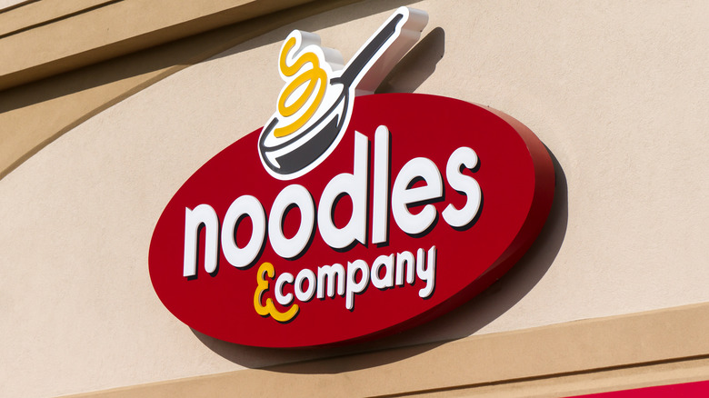 The Noodles & Company restaurant logo