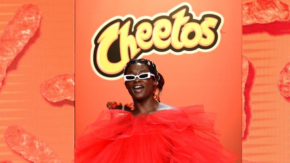 Cheetos addiction