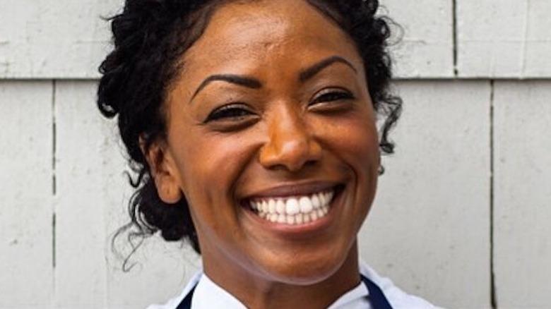 Top Chef alum Nyesha Arrington