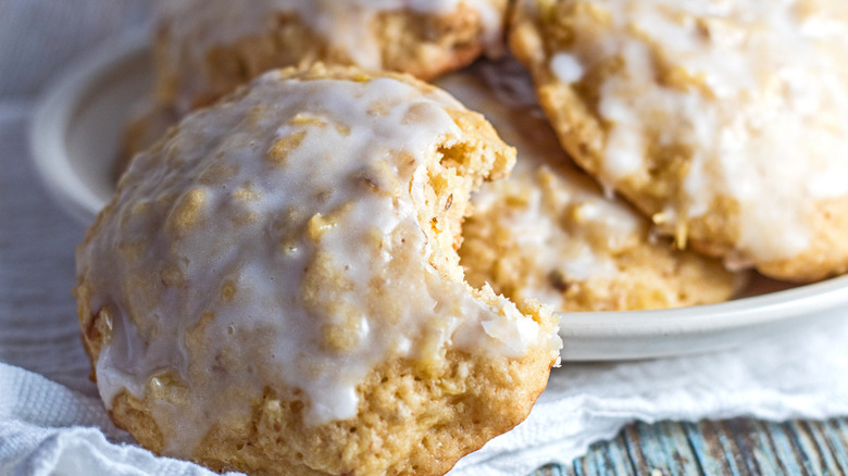 old fashioned pineapple drop cookies