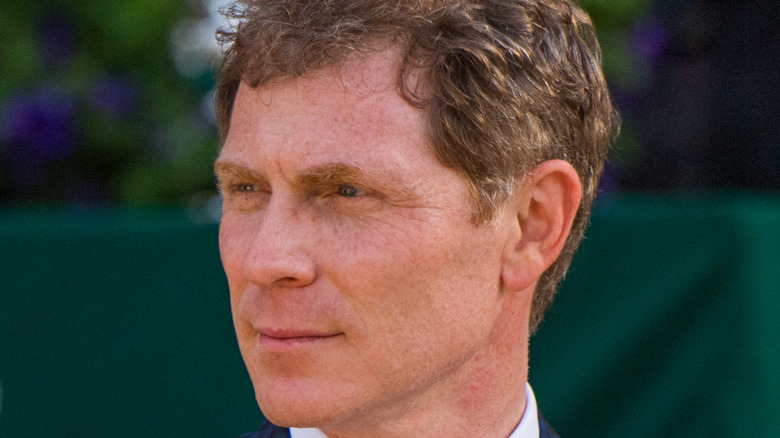 Bobby Flay at an event