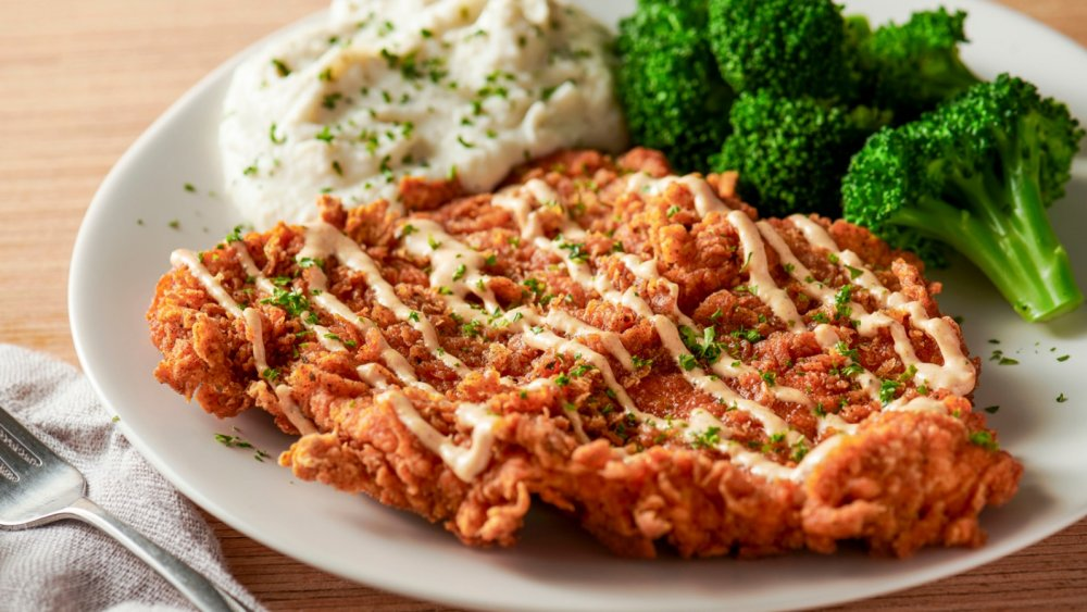Outback's new Bloomin' Fried Chicken
