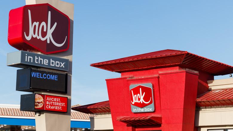 Jack in the box restaurant