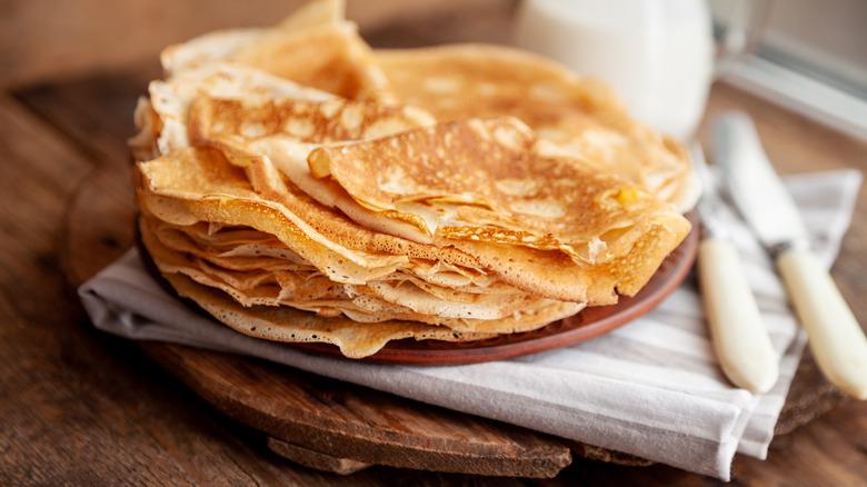 English pancakes